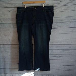 Levi's bootcut 590 jeans size 24